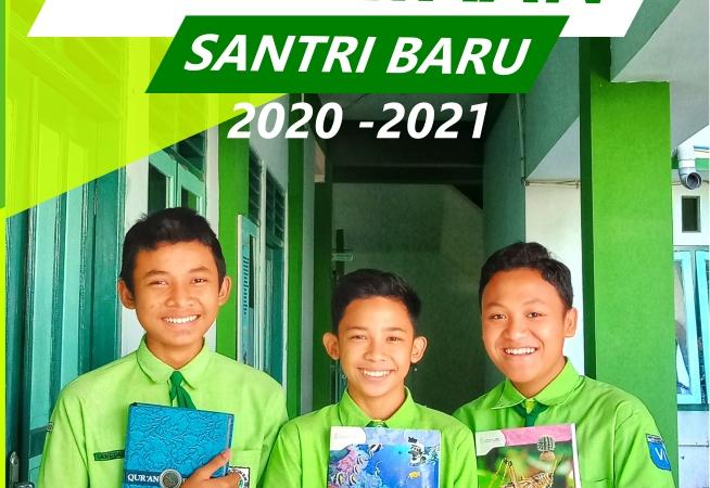 PENGUMUMAN HASIL OBSERVASI PENERIMAAN SANTRI BARU 2020 GEL 1